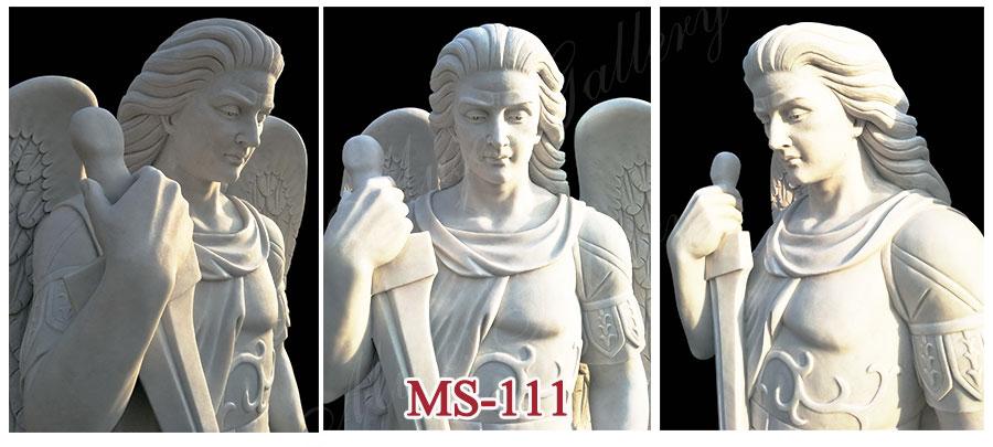 Catholic statue archangel michael statue for sale
