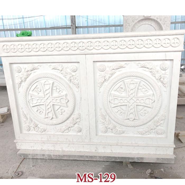 Catholic Church Marble Altars Table Church Altars Designs for Sale