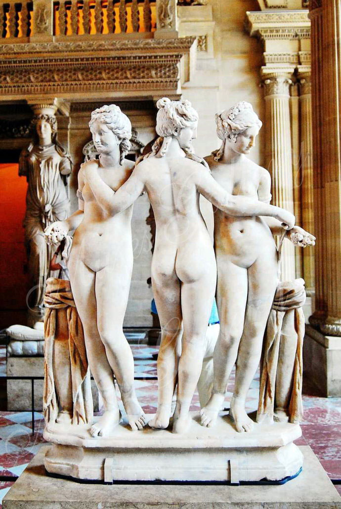 Famous-The-Three-Graces-Statues-for-sale