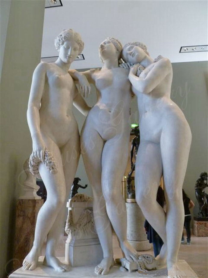 The-Three-Graces-Sculptures-for-sale-