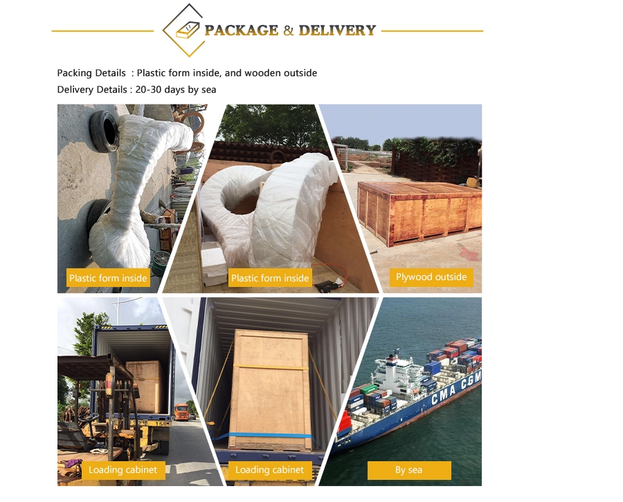professional package of bronze casting sculpture