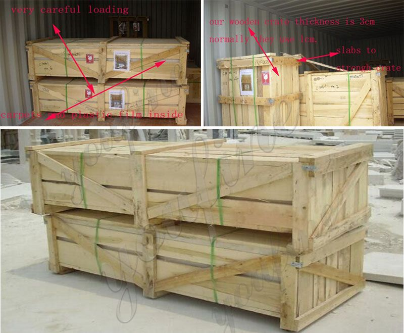 package of Large Marble statues for sale