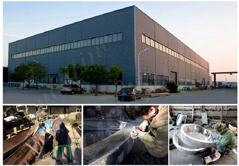 stainless steel sculpture manufacturers