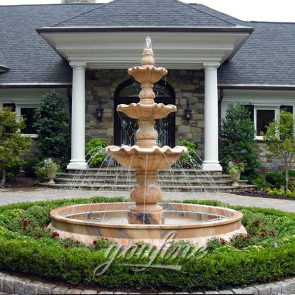 What Factors Should Be Considered When Buying A Marble Water Fountain?