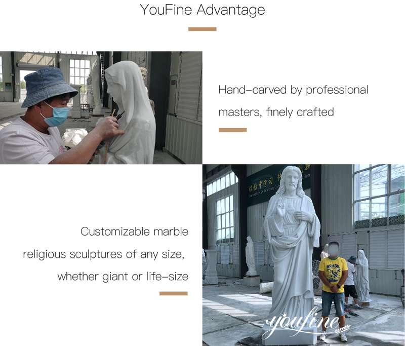 large pieta statue for sale