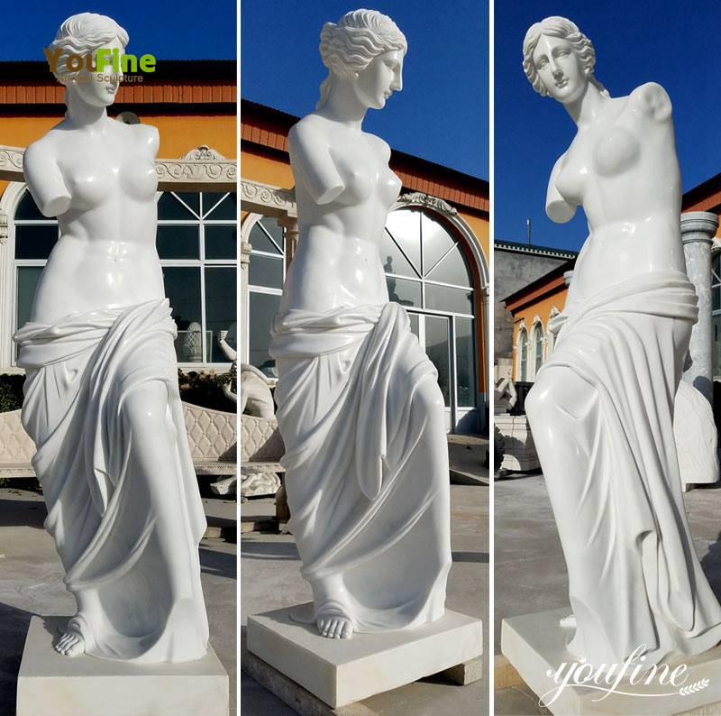 renaissance Venus statue marble