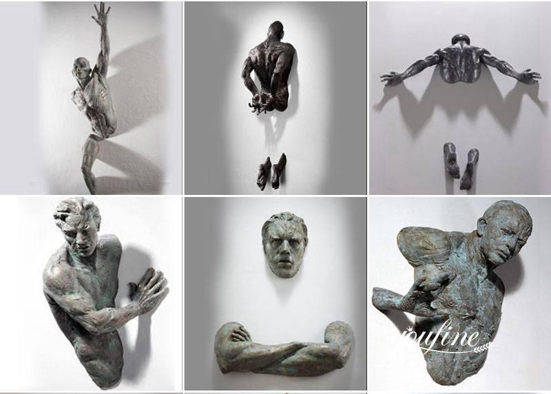 Matteo Pugliese Bronze Sculpture,