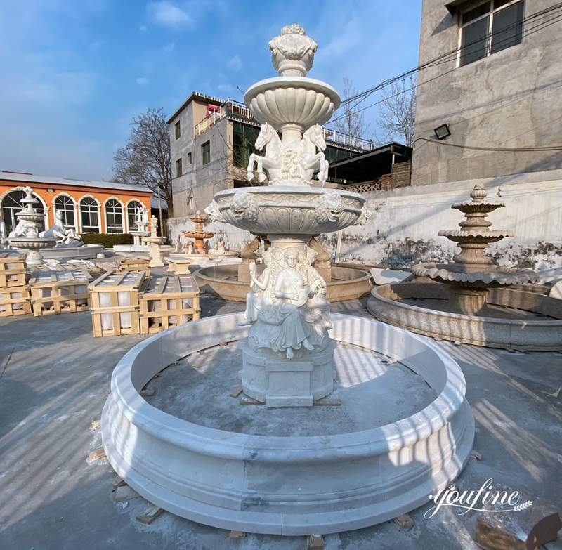 marble water fountain (2)