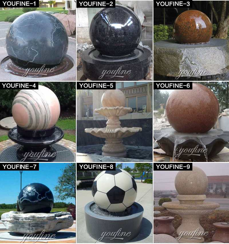price of marble water fountain