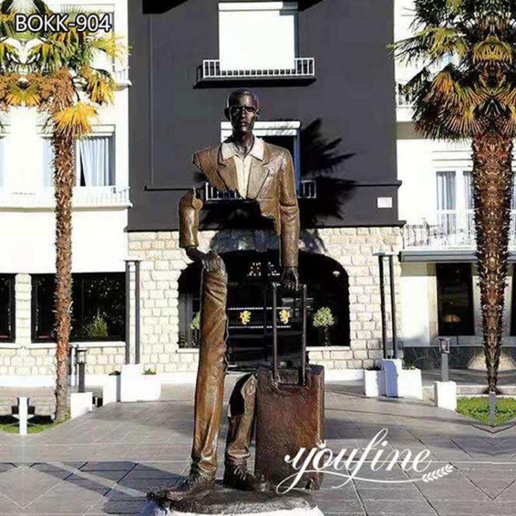 Bronze Bruno Catalano Sculptures Garden Decor for Sale BOKK-904