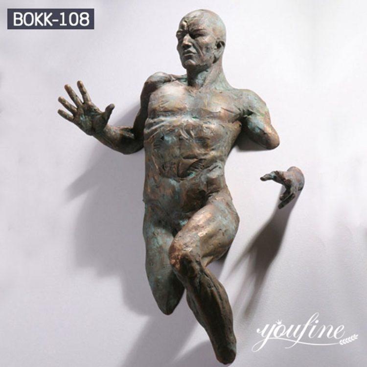 Modern Bronze Matteo Pugliese Sculpture Fine Art  for Sale BOKK-108